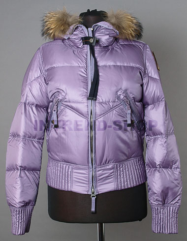 parajumpers light hood bomber